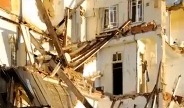 Plus de 400 bâtiments risquent de s'effondrer à Monastir