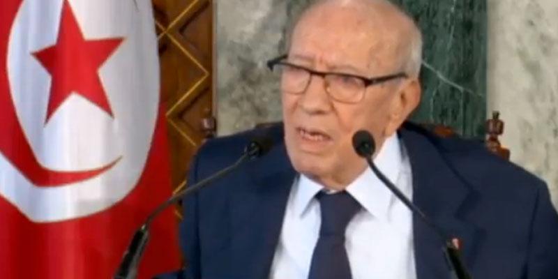 BCE : ''Je ne suis pas Béji Caïd Essebsi…Je suis le Président de la République''