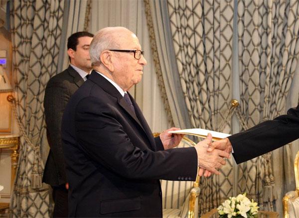 كلمة قائد السبسي بمناسبة الاحتفال بخمسينية التلفزة التونسية