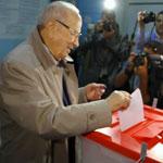 En photos : Béji Caid Essebsi a voté