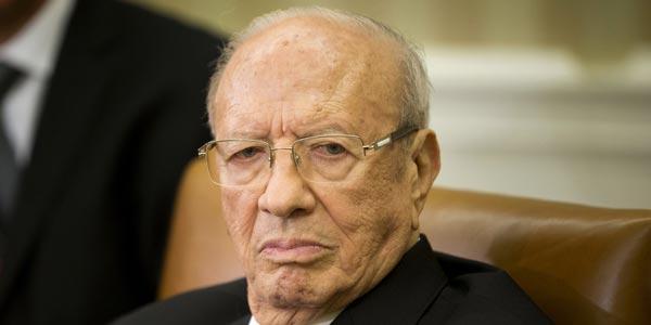 Béji Caied Essebssi s'emporte encore une fois contre un journaliste