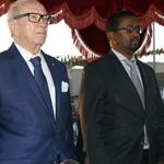 Le ministre éthiopien du tourisme accueille BCE à Addis Abeba