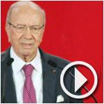 En vidéo : Résumé du discours d'Essebsi en 5 points