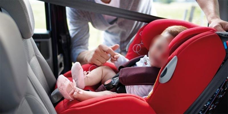 القيروان: سرقة سيارة على متنها رضيع