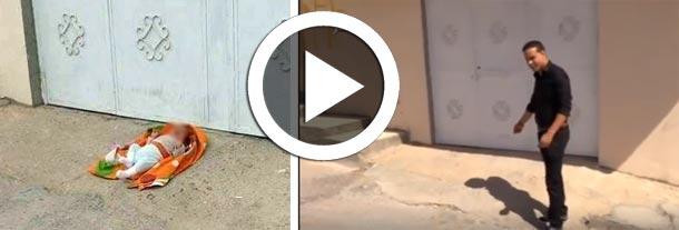 En vidéo-Reportage : Détails sur l'affaire du bébé abandonné à Kairouan