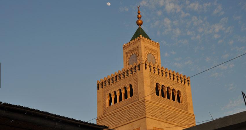 باجة: تطويق أمني وعسكري لمسجد المزارة بسبب آذان في العاشرة ليلا