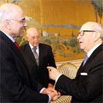 الوضع الإقتصادي التونسي محور لقاء قائد السبسي بمدير إدارة الشرق الأوسط و اسيا الوسطى لصندوق النقد الدولي
