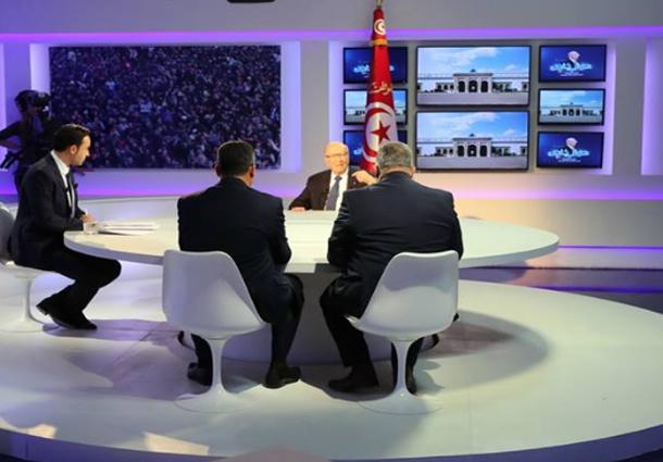 الباجي قائد السبسي: الدعوة لإزاحتي بانتخابات رئاسية مبكرة منامة عتارس