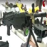 حاوية أسلحة لحماية النفس !
