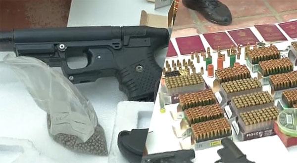 تأجيل النظر في قضية البلجيكي صاحب حاوية الأسلحة