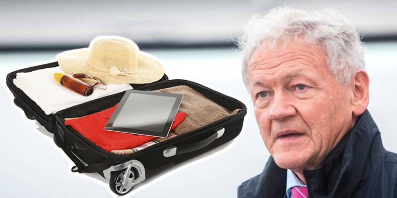 Deux tablettes numériques dérobées dans la valise d'un ministre Belge de retour de Tunisie