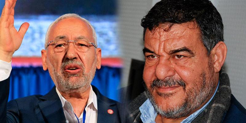 Ben Salem : Ghannouchi n'est pas le meilleur candidat pour la tête du gouvernement