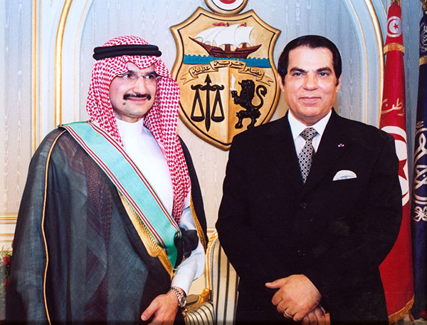 La police saoudienne enquête sur Zine El Abidine Ben Ali et sa relation avec les hommes d'affaires corrompus, démenti de l'avocat de Benali