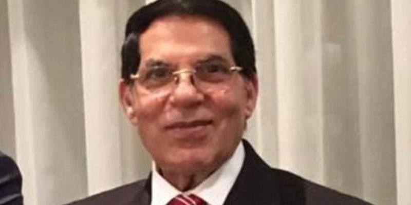 Ben Ali est gravement malade, selon Me Mounir Ben Salha