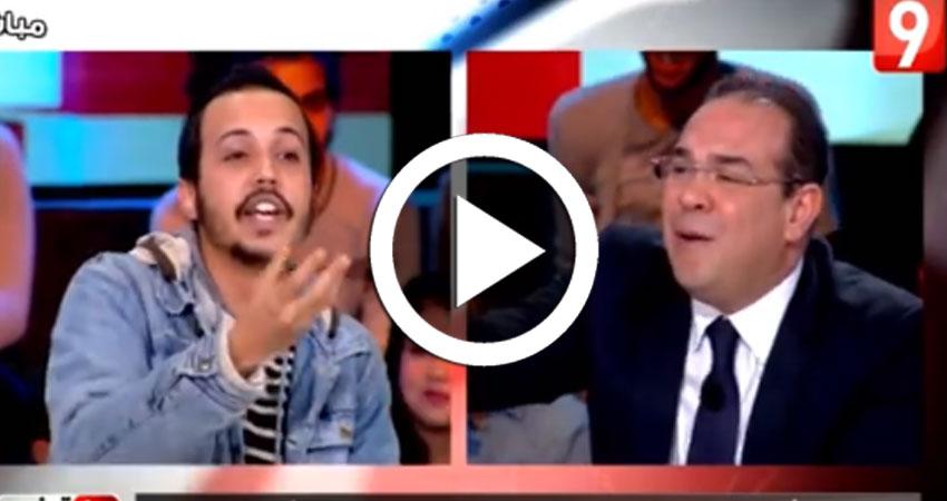 فيديو :بين حمزة العبيدي و مهدي بن غربية..'اكستازي و ساركازم و تفصيص '