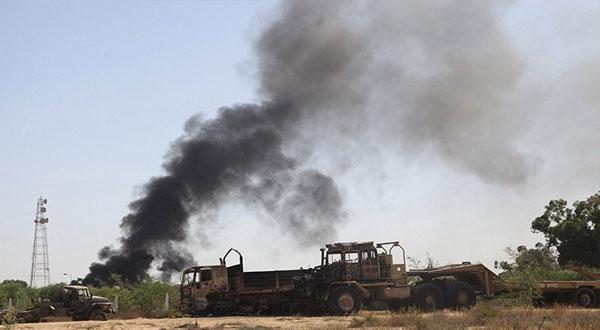 ليبيا:قتلى و جرحى في هجوم انتحاري غرب بنغازي