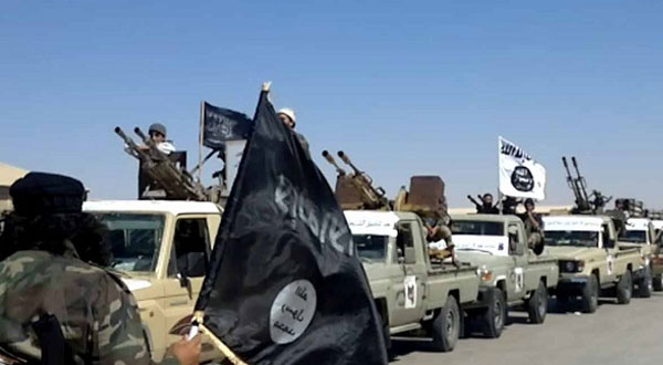 تنظيم أنصار الشريعة في ليبيا يعلن عن حلّ نفسه