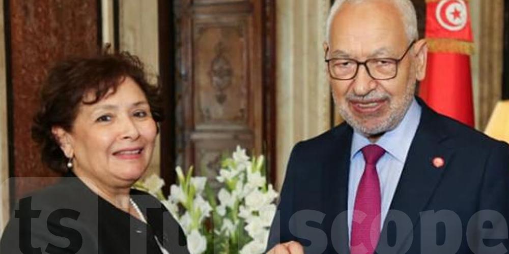 Tunisie-vidéo : Sihem Ben Sedrine : Ghannouchi est corrompu