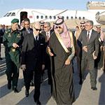 Arrivée de Béji Caid Essebsi à Riyad pour présenter ses condoléances
