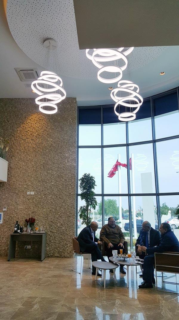 En photos : La BH inaugure sa 130ème agence au Lac 2 avec un nouveau look