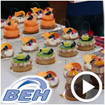 En vidéo : La haute couture en pâtisserie en formation chez BEH