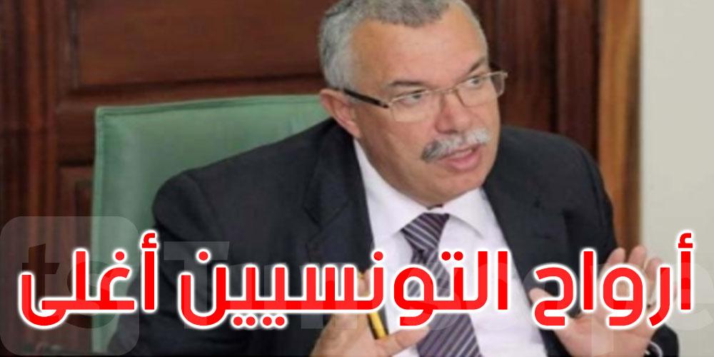 نورالدين البحيري: أرواح التونسيين أغلى من كل الحسابات
