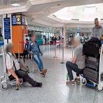 Des étrangers qui boivent de la bière dans le hall de l'aéroport : Ça n'a duré que 4 minutes, selon Mahmoud Ben Romdhane
