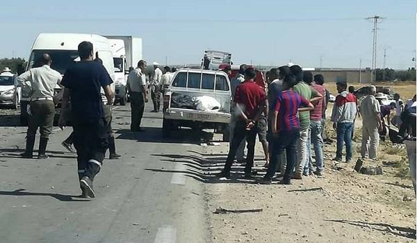 Vives tensions et suspension des cours à Bir Ali Ben Khalifa suite à l'accident survenu dans les eaux de Kerkennah