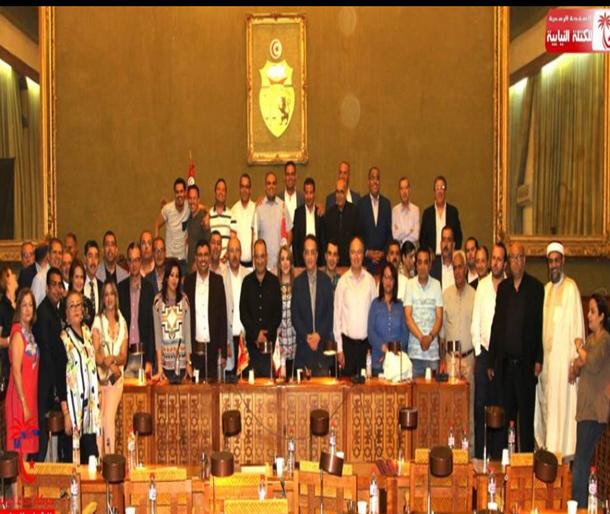 نواب كتلة نداء تونس يرفعون قضايا ضد المورطين في حملات تشويه الحزب