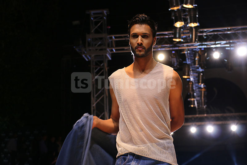 En photos : Défilé de Blue Twins à la Fashion Week de Tunis