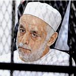«Je suis triste, je ne mérite pas la mort», clame Baghdadi Mahmoudi, du fond de sa cellule