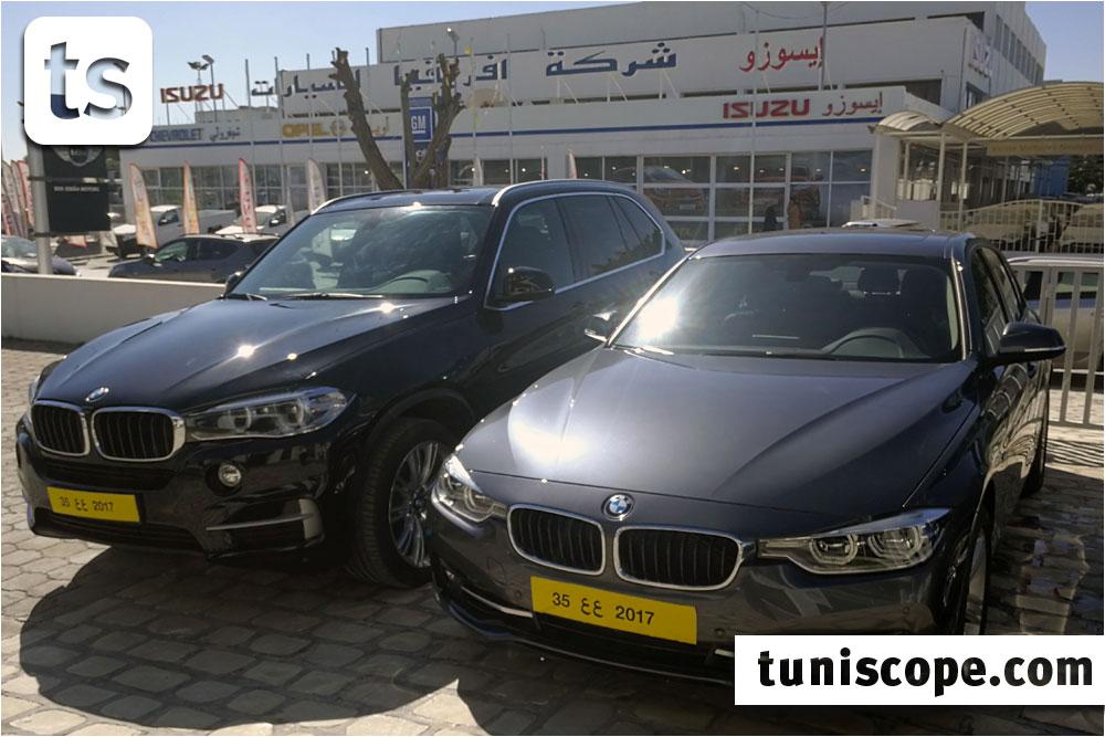 L'ATB fait découvrir les dernières BMW à ses clients