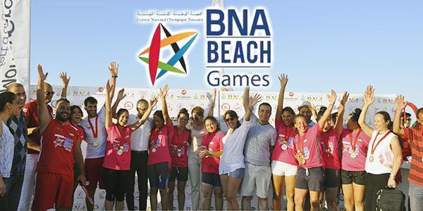 BNA Beach Games 2016 Confirmation d'un grand projet sociétal et sportif