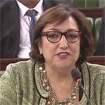 Bochra Belhaj Hamida : Oui pour le limogeage en cas de grève anarchique