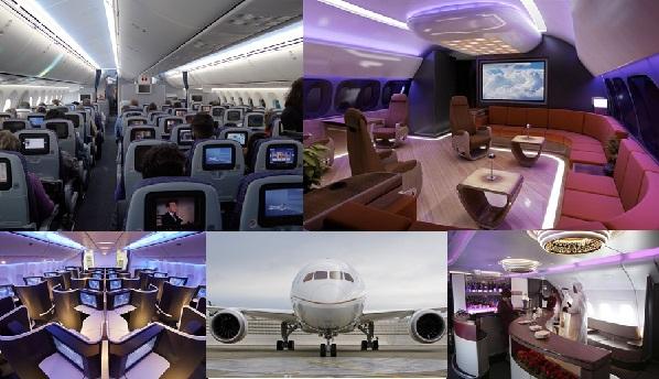 La compagnie aérienne Emirates commande 40 Boeing 787 Dreamliner