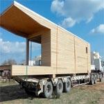 La Zen House une maison de bois transportable made in Tunisia