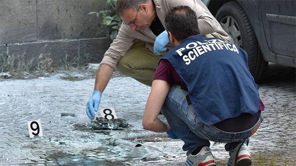 Italie: une bombe artisanale explose près d'un bureau de poste à Rome