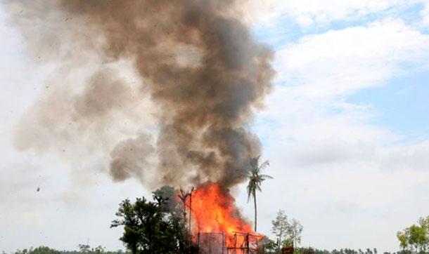 Une bombe artisanale explose dans l'enceinte d'une mosquée en Birmanie