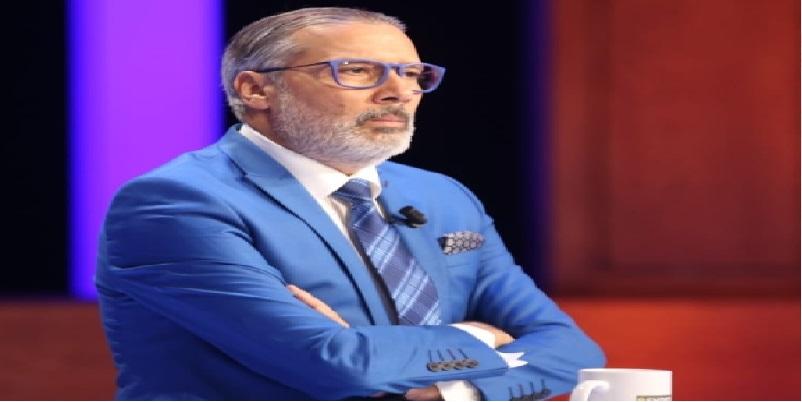 برهان بسيس: أتخيّل أن قيس سعيّد سعيد الآن بالكوميديا البرلمانية ويتمنى دوامها