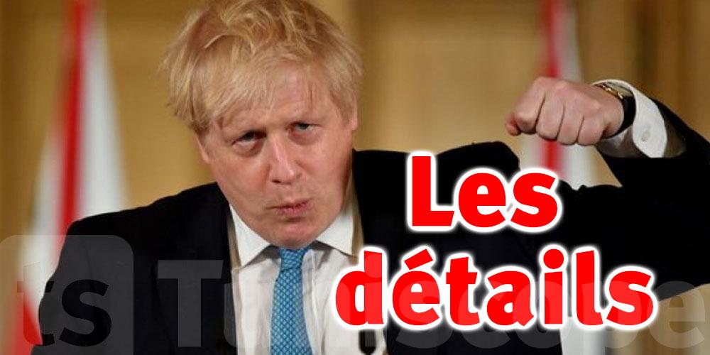 Boris Johnson va remanier aujourd'hui son gouvernement