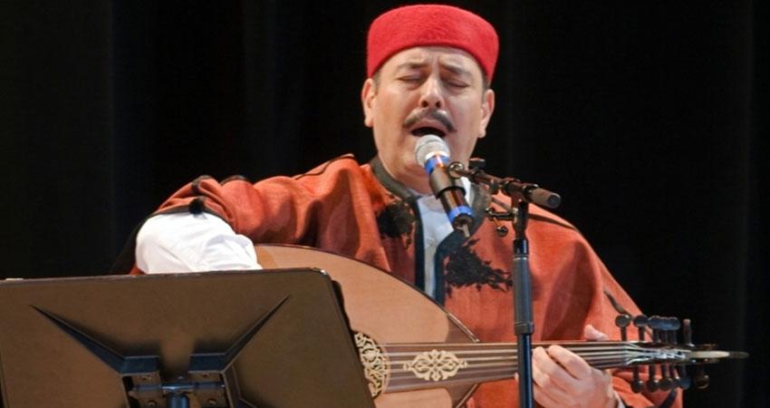 لطفي بوشناق في إفتتاح الدورة 32 لمهرجان سعيد بوبكر
