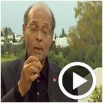 En vidéo : Moncef Marzouki s'adresse aux Bourgeois qui le 'détestent'