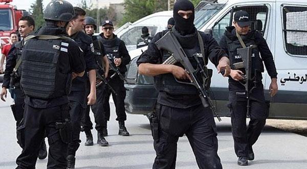 القبض على 6 عناصر إرهابية أحدهم مصنّف بالخطير