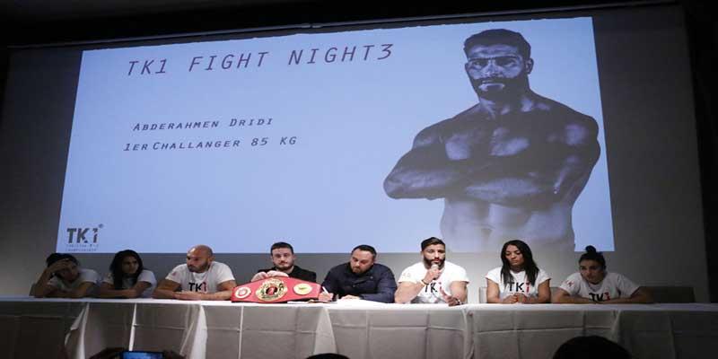 Fight Night 3 ce samedi: Ça chauffe déjà entre les boxeurs