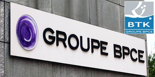 Le groupe BPCE auquel appartient la BTK dévoile son résultat net de 2016