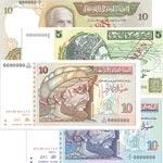 Retrait de la circulation à partir de janvier 2015 des billets de 10 et 5 dinars de type 1986-1994-2005