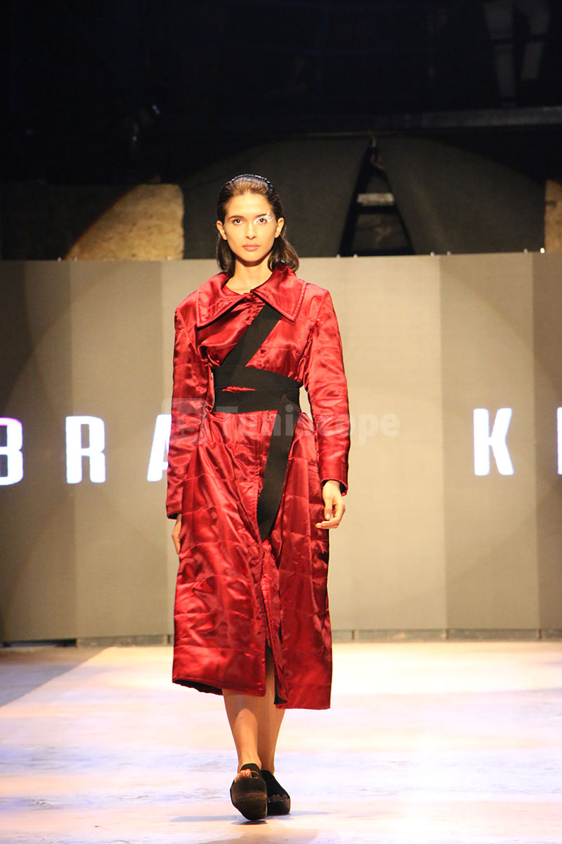 En photos: Défilé de Braim Klei à la Fashion Week de Tunis 2018