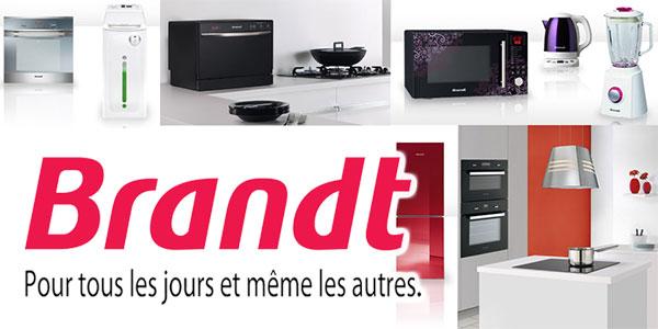 Le Groupe Brandt s'installe en Tunisie