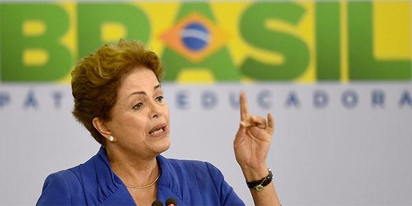 Urgent : La présidente du Brésil Dilma Rousseff destituée