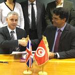La Chambre Tuniso-Britannique signe un accord avec le BRCP pour offrir un service de soutien à la compétitivité